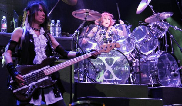 X Japan - Courtesy of Julio Fugimoto